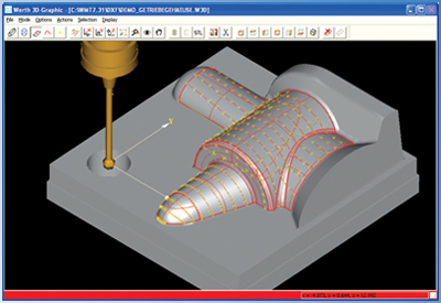 WinWerth® 3D Module