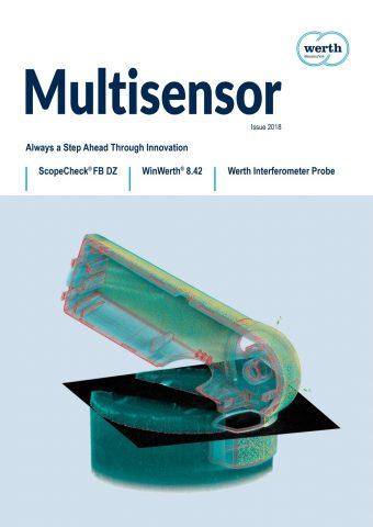 Werth Multisensor Brochure -2018