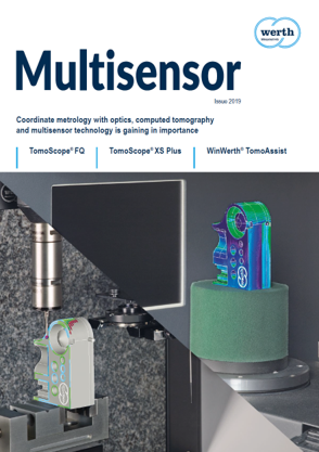 Werth Multisensor Brochure -2019